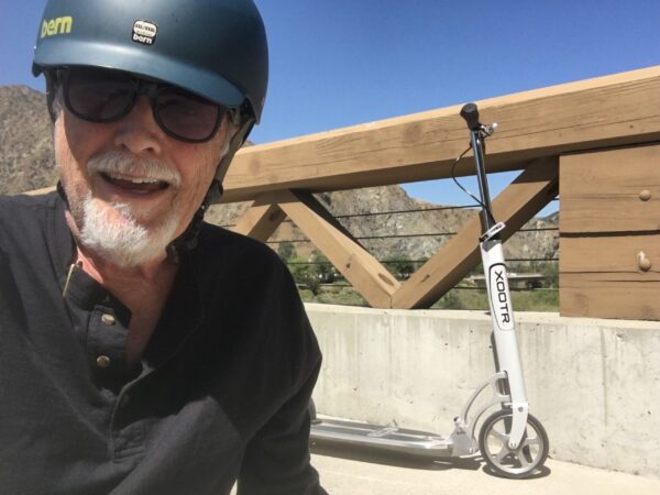 Would my Xootr Street scooter decide to take me back?