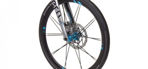Tern Verge P10 has Schwalbe Durano Tires
