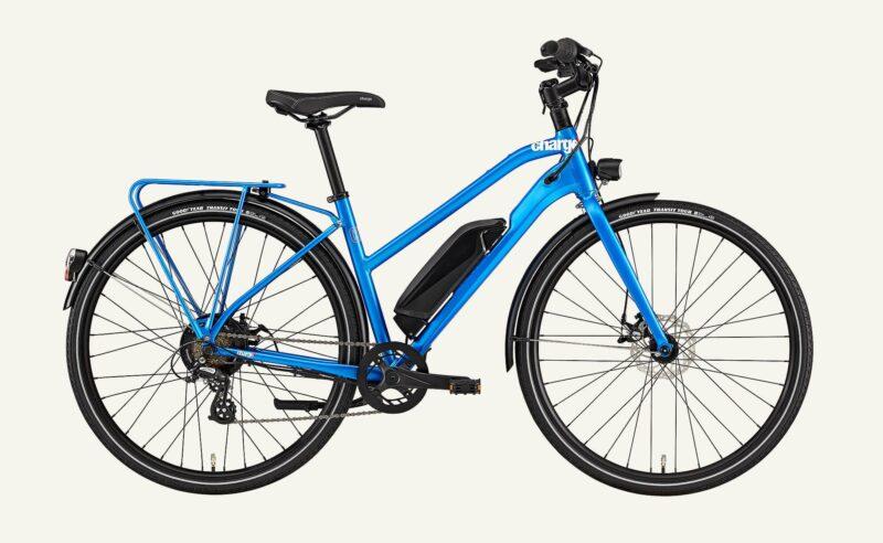City electric bike.