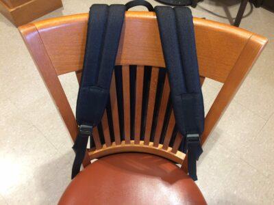 Adjustable shoulder straps that Don't fall down.