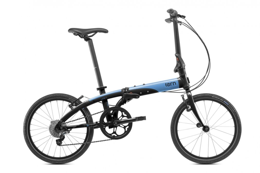 Tern Link D8 For Serious, Everyday Commuting
