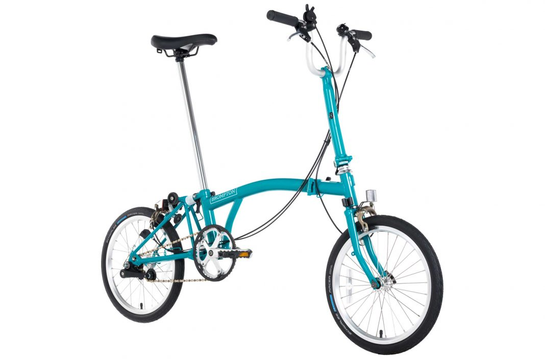 Brompton B75 Is The Most Affordable Model