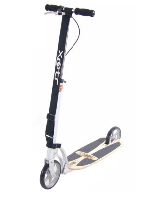 A Xootr scooter.