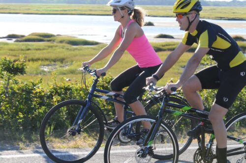 You can travel and explore with your Montague folding bike