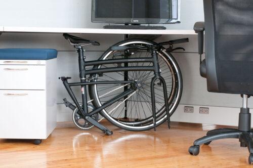 Don't let your Montague folding bike get stolen or damaged