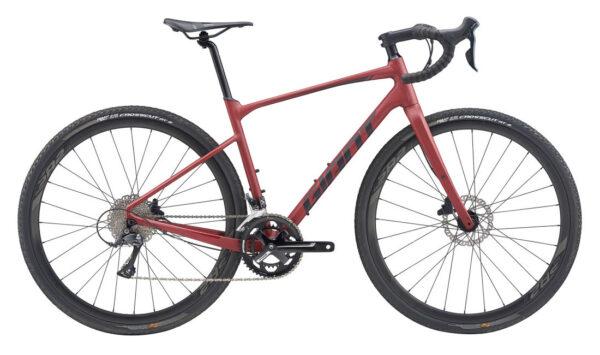 Giant Revolt 2 (2020) is one of the best gravel bikes under 1500 dollars.
