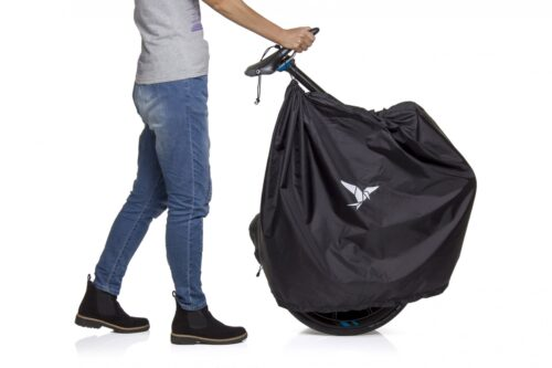 Tern QuickCover for traveling with folding bikes