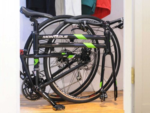 Why choose a Montague folding bike?