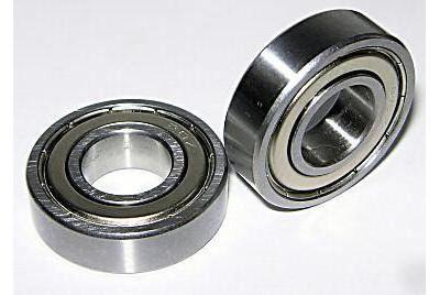 High quality bearings.