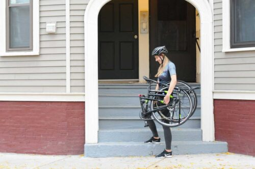 Take your Montague folding bike anywhere